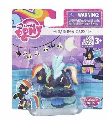 new My Little Pony Nightmare Mare Rainbow Dash Friendship Magic  hallowen NIB - Hallowen Games