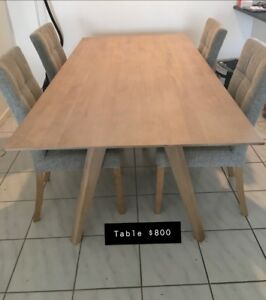 Nick Scalli dining table