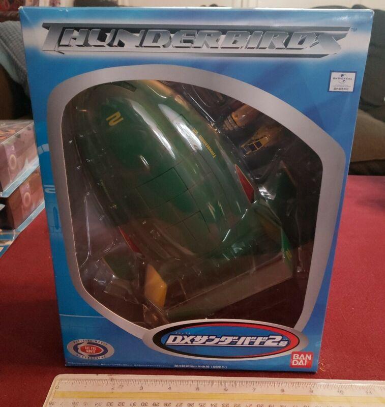 Bandai DX TB-2 Thunderbirds Movie Electronic TB2  Firefly TB4 Mole