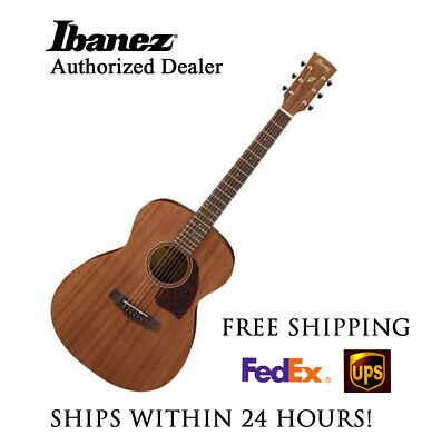 **IBANEZ PC12MHOPN PERFORMANCE SERIES ACOUSTIC GUITAR - FREE SHIPPING**