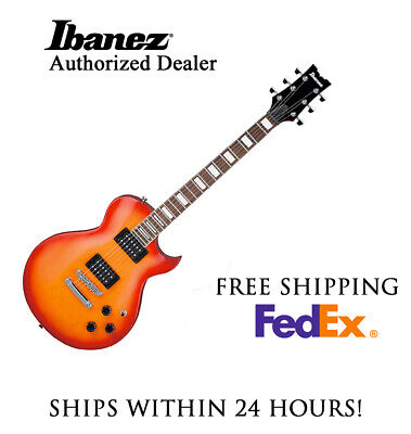 **IBANEZ ART120 ELECTRIC GUITAR IN SUNBURST W/ FULL SETUP AND FREE SHIPPING!!** segunda mano  Embacar hacia Mexico