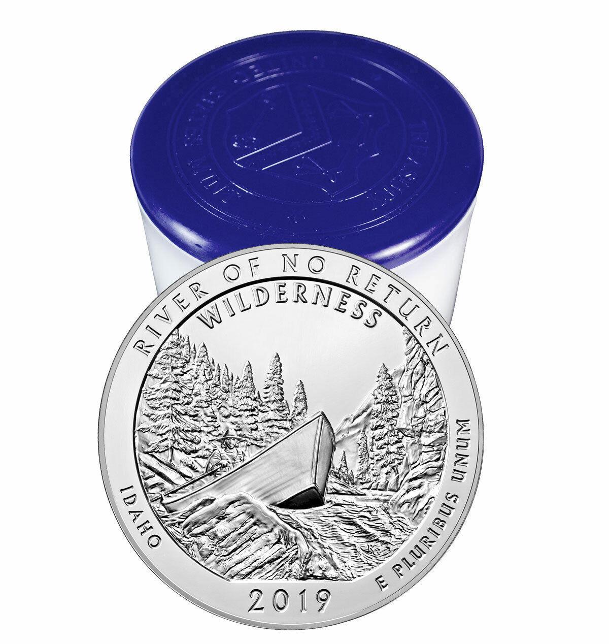 Lot of 10-2019-P Australia Silver Kangaroo $1 Coins SKU55523