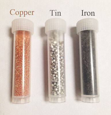 Metal Granules Copper Tin Iron Coarse Granules