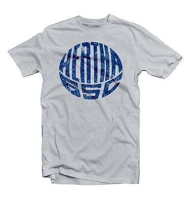 Hertha BSC Berlin Basic Logo Tee - Hertha Bsc Berlin