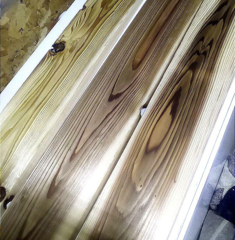 Japanese cedar, Cryptomeria, The authentic wood used for shou sugi ban.