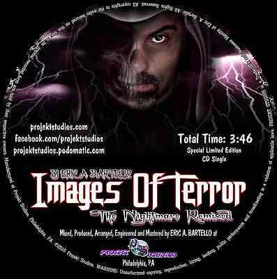 Special Halloween Mixtape/Mix CD -