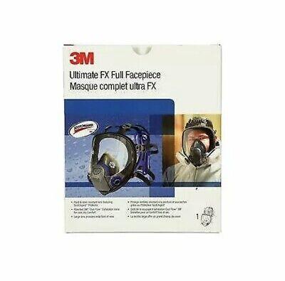 3m Ff-402 Ultimate Fx Full Facepiece Reuseable Respirator Medium