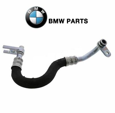 - For Outlet Engine Oil Cooler Line Genuine for BMW E60 E61 535i xDrive 535xi