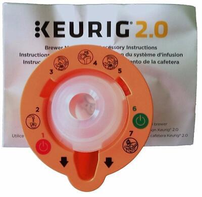 (12 pack) Keurig 4335457458 2.0 Needle Cleaning Tool, Orange