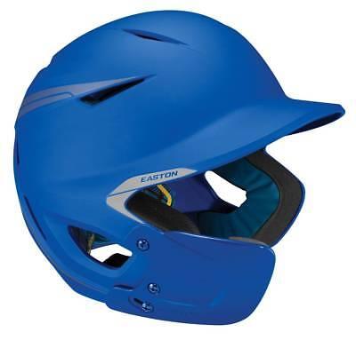 Easton PRO X Matte Youth Baseball Batting Helmet with Jaw Gu