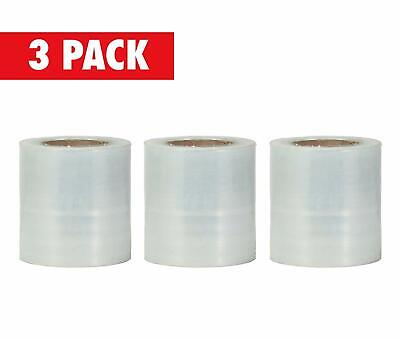 Plastic Stretch Pallet Wrap Core 5 Inches X 1000 Feet 80 Gauge Clear Shrink