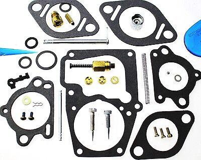 Carburetor Kit Fits Continental F163 Engine Ca10f345 Ca10f328 13506 13738