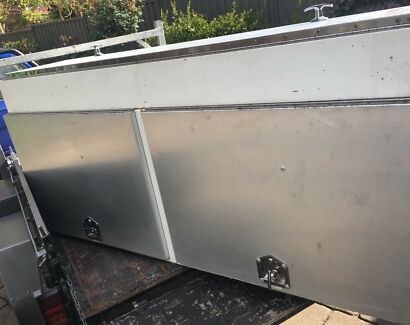 Ute Truck Tool Box Draws Lockable