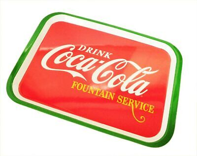 Drink Coca-Cola Fountain Service Melacore Serving Tray