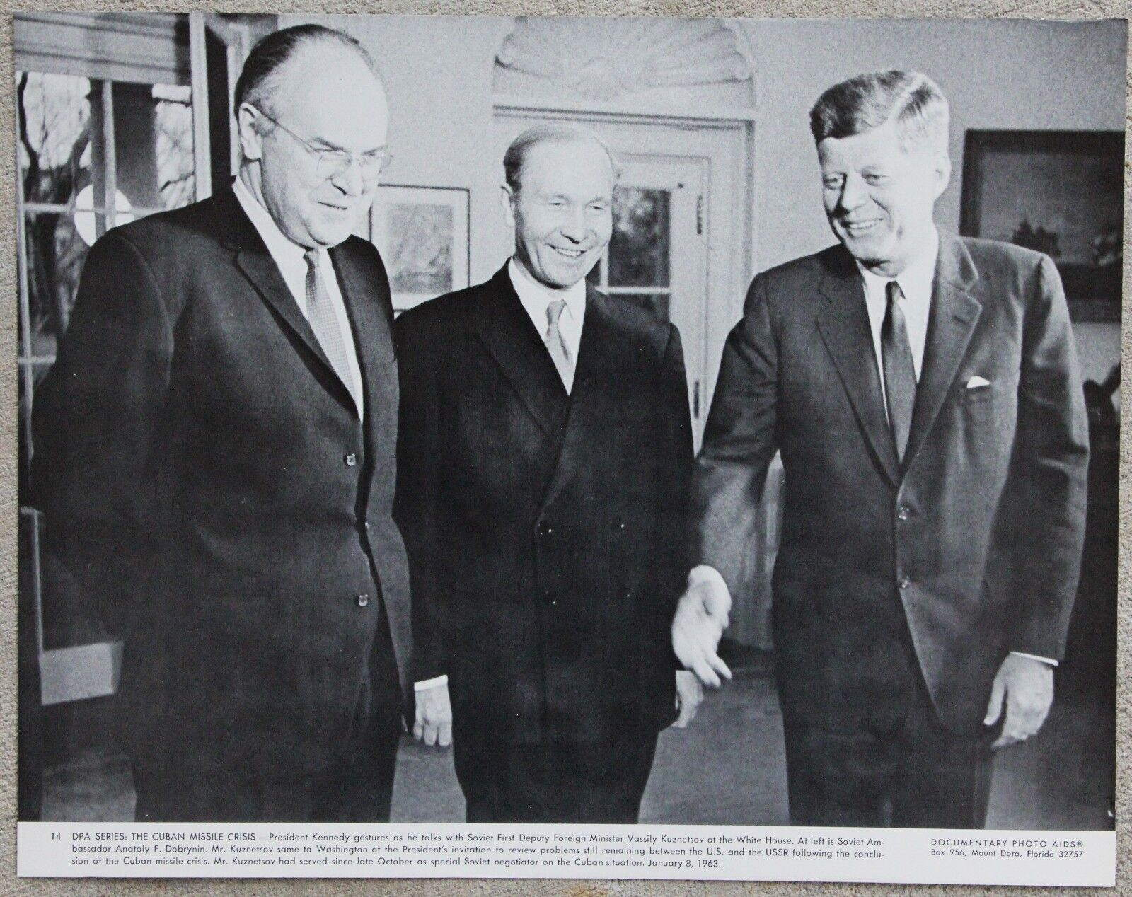 jfk and the cuban missile crisis The cuban missile crisis  us president john f kennedy thought the chance of escalation to war was between 1 in 3 and even, and what we have learned in later.
