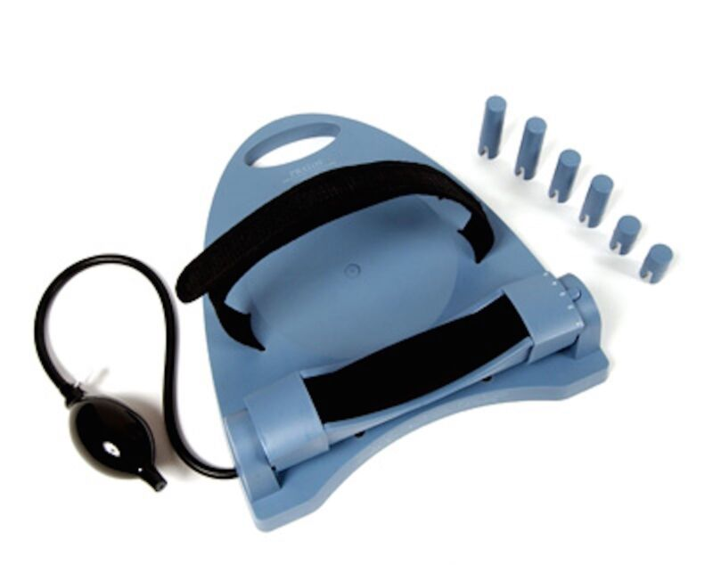 PRATOS Cervical Traction Pump Unit Brand New Corrects Posture P.R.A.T.O.S.