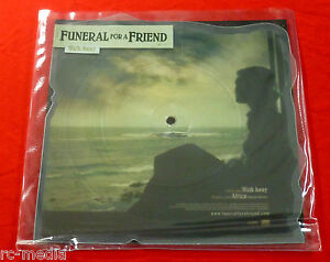 FUNERAL-FOR-A-FRIEND-Walk-away-UK-Shaped-Picture-Disc