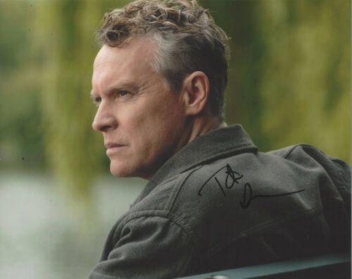 TATE DONOVAN SIGNED AUTHENTIC 'THE MAN IN THE HIGH CASTLE' 8x10 PHOTO w/COA
