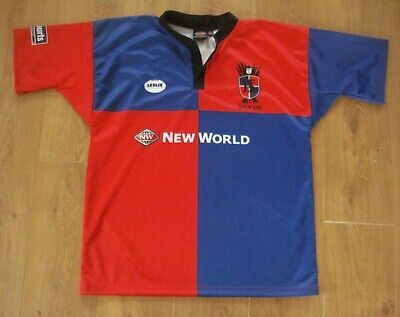 XL North Canterbury Saracens RFC (New Zealand) Rugby Union Shirt