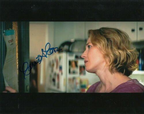 CARRIE COON signed (GHOSTBUSTERS: AFTERLIFE) Movie 8X10 *Callie* photo W/COA #1