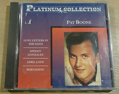 CD Platinum Collection - PAT BOONE - 028 Cd Neuf