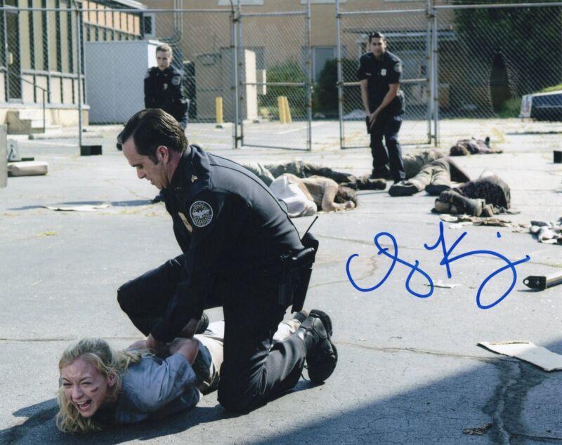 Emily Kinney The Walking Dead Beth Greene Signed 8x10 Photo w/COA