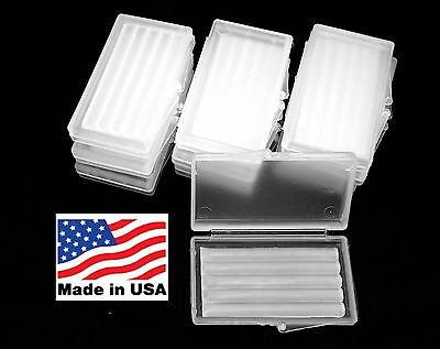 10 Pack Orthodontic Wax For Braces Irritation - Clear Unscented - Dental Relief