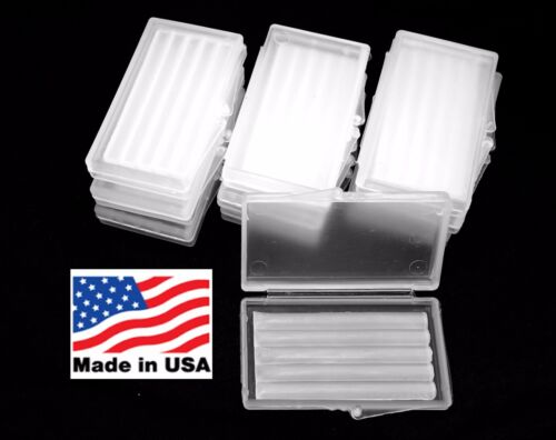 10 pack Orthodontic WAX For BRACES Irritation - CLEAR /UNSCENTED - Dental Relief