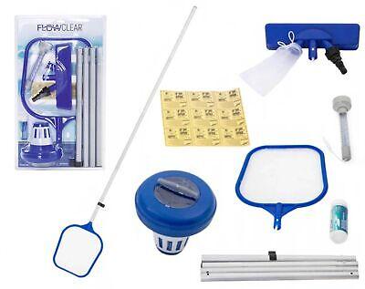 Bestway 58195 Flowclear Juego Accesorios Para Mantenimiento de Piscinas Incluye