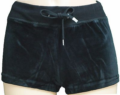 PLAYBOY Damen Hotpants Shorts Nicki Schwarz Gr. S, M, Bunny NEU Playboy Shorts