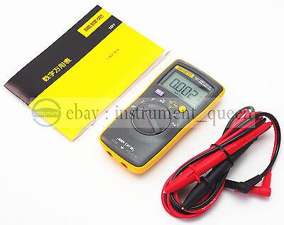 FLUKE 101 Portable Handheld Digital multimeter Meter DMM F101