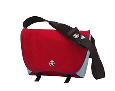 Crumpler Wack-O-Phone notebook carrying case(dark red/blue)