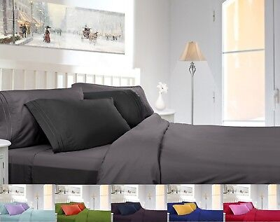 1800 Count 6 Piece Deep Pocket Bed Sheet Sets - *Shop The New Look*