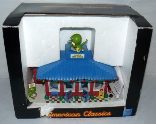 Ford Official Licensed Product Christmas Eve American Classics Animate Carwash