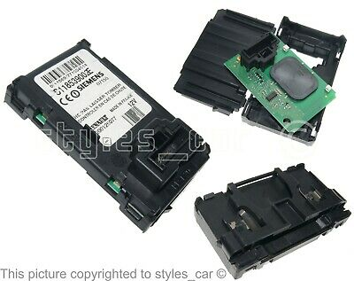 8200125077 Genuine Renault Megane Scenic Ignition Key Card Reader S118539002E