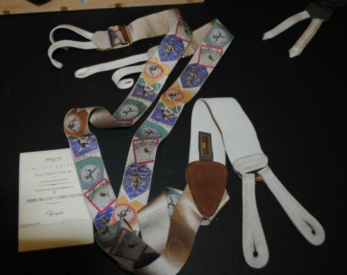 Trafalgar Braces Suspenders•Olympia •Limited Edition