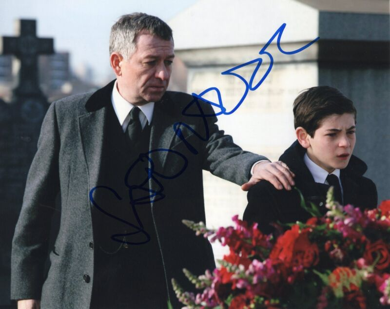 Sean Pertwee Gotham Batman Alfred Signed 8x10 Photo w/COA #2