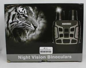 Night Vision Binoculars with Case and Box (p210325-1) Deception Bay Caboolture Area Preview