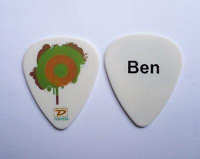 Ben Harper Guitar Pick. BHIC Logo Pick. Innocent Criminals
