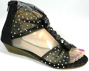 Women's Gladiator Roman Ankle T-Strap Flats Sandals Thongs Shoes Sz 5-10