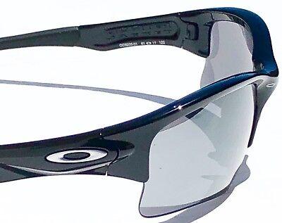 NEW* Oakley QUARTER JACKET Black w Black Iridium youth Sunglass Baseball oo9200 for sale  Temecula