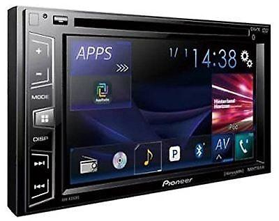 Pioneer AVH-X390BS 2Din Bluetooth In-Dash DVD/CD/AM/FM Car Stereo Receiver