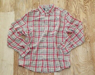 New with tags Grayers plaid shirt size large