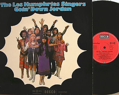 Les Humphries Singers Goin down Jordan Vinyl LP Decca Club Oldies 70er Hits  5,8