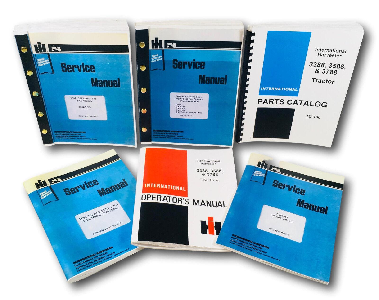6 Manuals