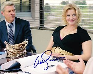 ANNA-GUNN-SIGNED-8X10-PHOTO-AUTHENTIC-AUTOGRAPH-BREAKING-BAD-SKYLAR-COA-D