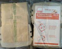 Rowenta Staubsauger Beutel / Papierersatzfilter RH 10 Berlin - Steglitz Vorschau