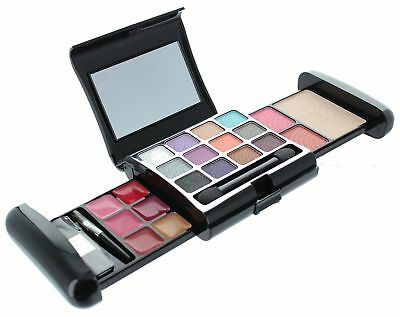 Princess Makeup Set For Kids Cosmetic Girls Kit Eyeshadow Lip Gloss Blushes0.5Oz