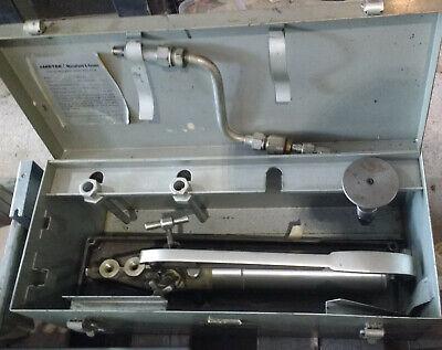 Ametek 10-10525b Portable Dead Weight Pressure Tester