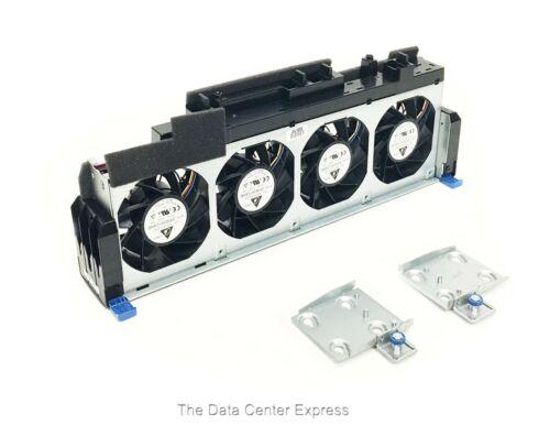 HPE ML350 Gen10 Redundant Fan Cage Kit with 4 Fan Modules 874572-B21 NEW BULK